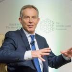 The Rt. Hon. Tony Blair