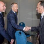 The Rt. Hon. Tony Blair meets Hussein Shobokshi, President, Shobokshi Development & Trading Company