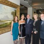 Shahdan Gabr, Mrs Gigi Gabr, Mr Shafik Gabr and Princess and Prince Michael of Kent