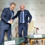 Shafik Gabr and The Rt. Hon. Tony Blair