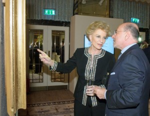 Princess Michael of Kent and Mr Shafik Gabr