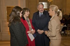 Mrs Gigi Gabr, Ms Eve Rosekind, Dr Debra Rosekind and Hon. Mark Rosekind