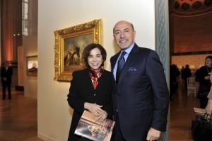 Roxana Velasquez and Mr Shafik Gabr