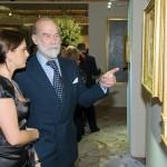 HRH Prince Michael of Kent and Calina Norton