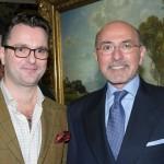 Dr Anthony Downey and Shafik Gabr