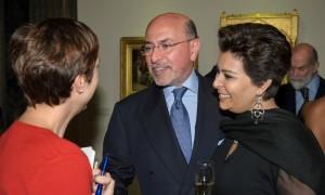 Jennifer Callegher, Shafik Gabr and Faiza Sindhi