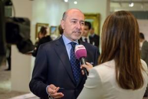 Shafik Gabr and Carina Kamel