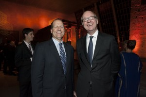 Sen. Sununu and Lord Poltimore