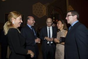 Ahu Serter, Blackstone's, Salih Metlu Sen and Shafik Gabr