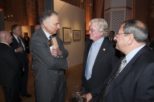 Ralph Nader and Hussein Fahmy