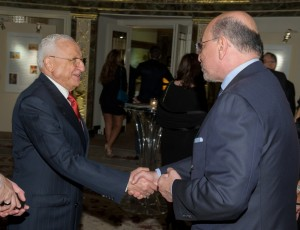 Saeb Sallam and Shafik Gabr