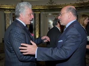 Karim Helal and Shafik Gabr
