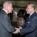 Gerhard Mayr and Shafik Gabr