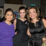 Shahira Zeid with Lara and Sherine Helmy