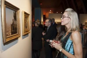 Guest viewing Le Muezzen by Gerome