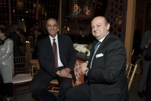 Ambassador Aziz and Ambassador Zada