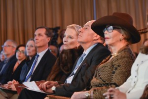 The Jackson's, HRH Princess Michael of Kent and Aziz Radwan