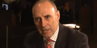 Sir Graeme Lamb interview at the New York Launch Event