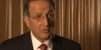 James Zogby interview at the New York Launch Event