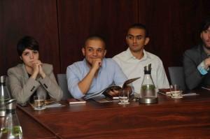 Mariam Ibrahim, Mohammed Mubarek and Ahmed El Habibi