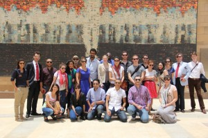 Fellows at the American University of Cairo