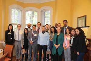 Gabr Fellows at Yale
