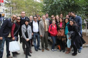 Gabr Fellows in New York