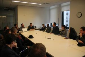 Gabr Fellows in New York