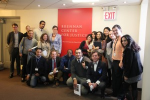 Gabr Fellows at Brennan Center for Justice, New York