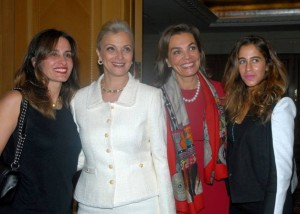 Nihal Sheta, Gehan Gabr, Sherine Badrawi and Gehan Sheta
