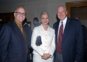 Ken Monnens, Gehan Gabr and George Noble