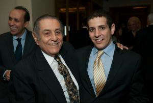 Ramzy Roshdy and Mohamed Roshdy
