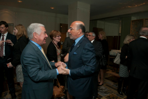Congressman Mick Rahall and Mr Shafik Gabr