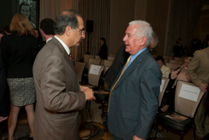 Jim Zogby and Congressman Nick Rahall