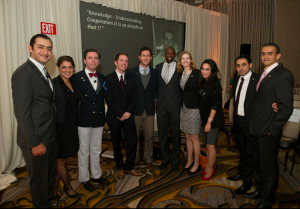 American and Egyptian Gabr Fellows