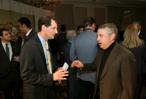 Prof. Dan Shapiro and Thomas Friedman