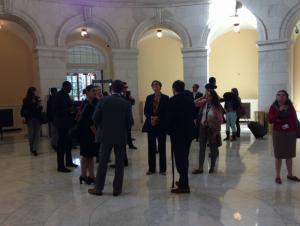 Gabr Fellows at The White House