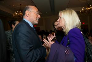 Mr Shafik Gabr and Dr Susan Blumenthal