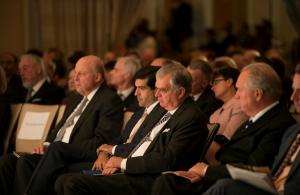 John Negroponte, Secretary Ray LaHood and Sam LaHood