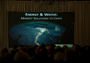 Energy and Water project slide