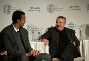 Thomas Friedman and Amr Ismail