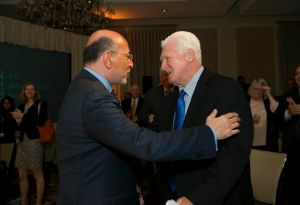 Mr Shafik Gabr and Congressman Jim Moran