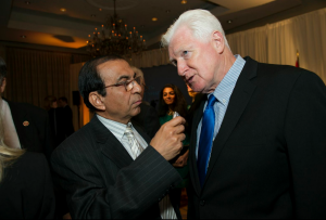 Congressman Jim Moran on Voice of America