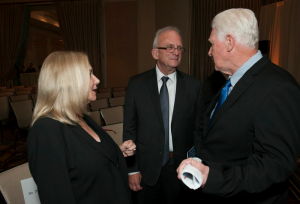 Congressman Jim Moran with Congressman and Mrs Berman