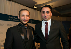 Ahmed Nagy and Mohammed Mubarak, Egyptian Gabr Fellows