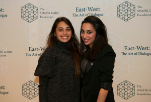 Heba Safwat and Mohga Morsy, Egyptian Gabr Fellows
