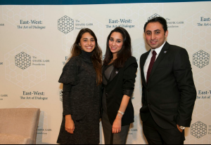 Heba Safwat, Mohga Morsy and Ahmed Nagy, Egyptian Gabr Fellows