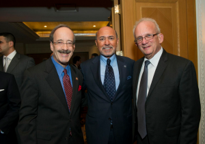 Congressman Eliot Engel, Mr Shafik Gabr and Congressman Howard Berman