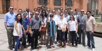 Slideshow of photographs from the First Class Gabr Fellows Program 2013