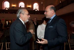 Sam Geydensen and Mr Shafik Gabr